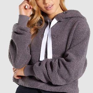 Gymshark sherpa hoodie